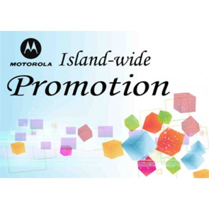 Island Wide Walkie Talkie Promotion