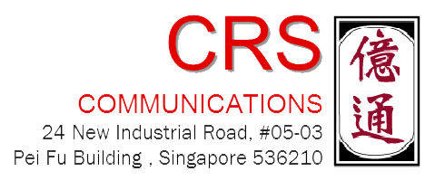 CRS Communication